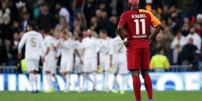 Real Madrid - Galatasaray maçı İspanya basınında