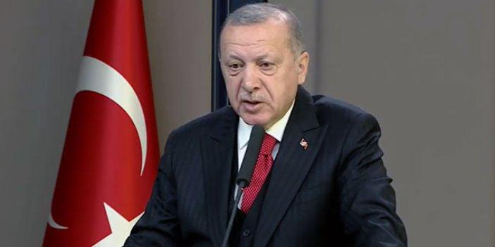 Erdoğan'dan UEFA'ya asker selamı tepkisi