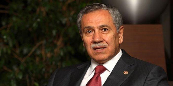 Bülent Arınç, Cumhurbaşkanı Erdoğan'ın tepkisini böyle yorumladı!
