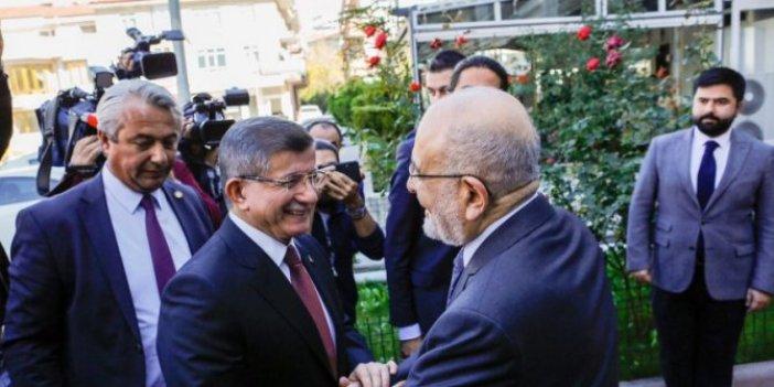 Ahmet Davutoğlu'ndan Ali Babacan açıklaması