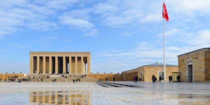 Genelkurmay Başkanlığı'ndan Anıtkabir paylaşımı