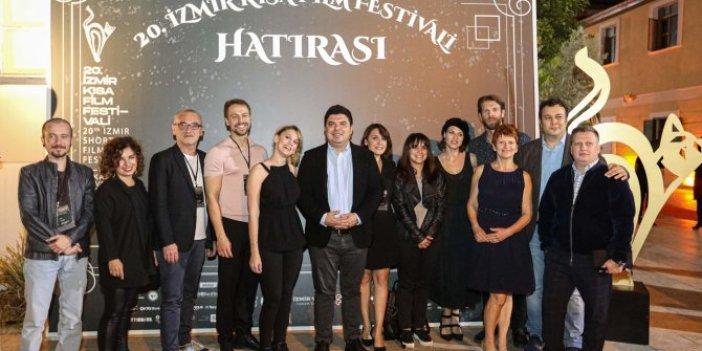 20. İzmir Kısa Film Festivali başladı