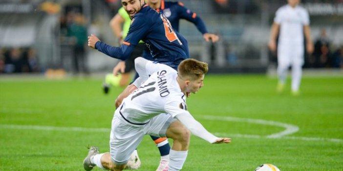Wolfsberger - Başakşehir 0-3 (Maç özeti)