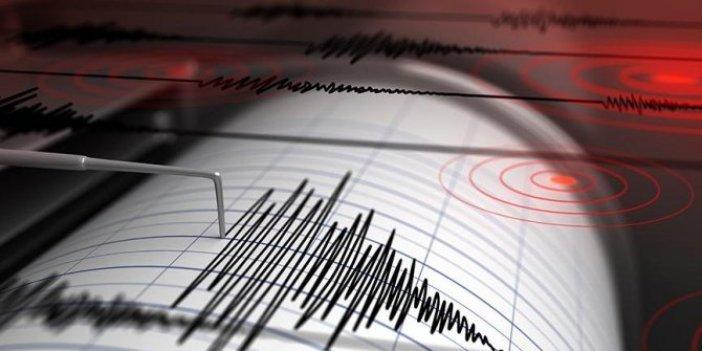 Adana Kozan'da 4 şiddetinde deprem