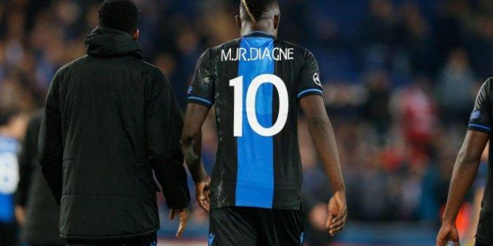 "Mbaye Diagne'ye tepki: ""Galatasaray'a dön!"""