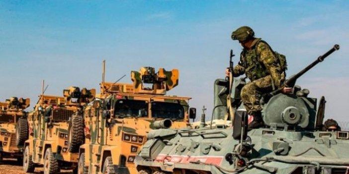 Suriye'de üçüncü ortak devriye tamamlandı