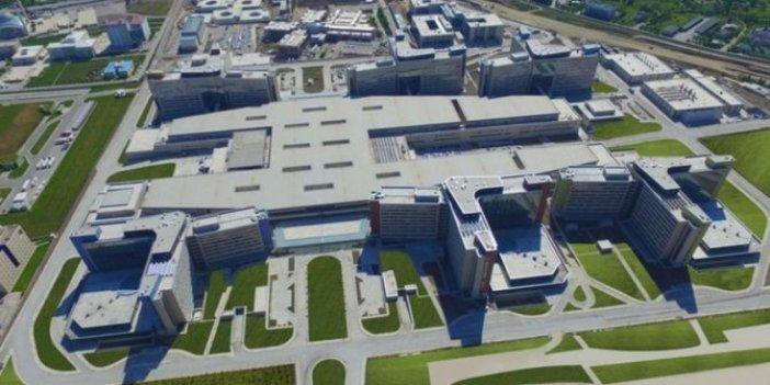 Şehir hastanelerinde dikkat çeken ayrıntı