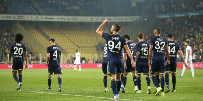 Fenerbahçe - Kasımpaşa 3-2 (Maç özeti)