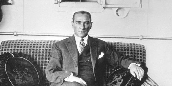 Atatürk, hayata gözlerini yumduğu İstanbul'da özlemle anılacak