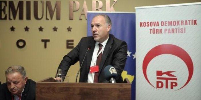 Kosovalı Türkler genel başkanlarını seçti