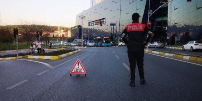İstanbul'da 39 ilçede asayiş denetimi!