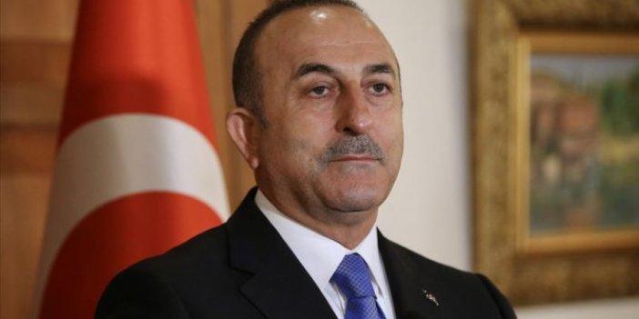 Mevlüt Çavuşoğlu: Cumhurbaşkanımızla görüşmek için sıraya girdiler