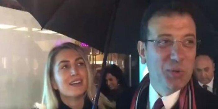 Dilek İmamoğlu'ndan 'Başkanı koruyorum' paylaşımı