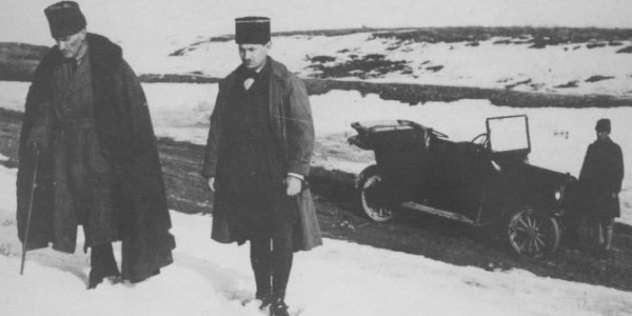 İngiliz istihbarat raporlarında Mustafa Kemal: Tehlikeli ve zıtları desteklenmeli
