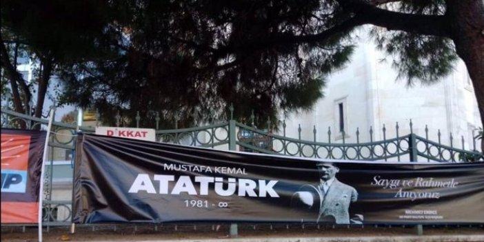 AKP Atatürk'ün doğum tarihini karıştırdı