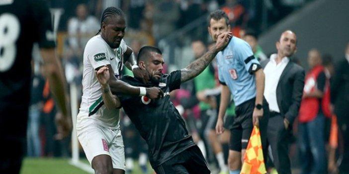 Beşiktaş-Denizlispor: 1-0 (Maçın özeti)