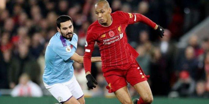 Dev mücadeleyi Liverpool kazandı