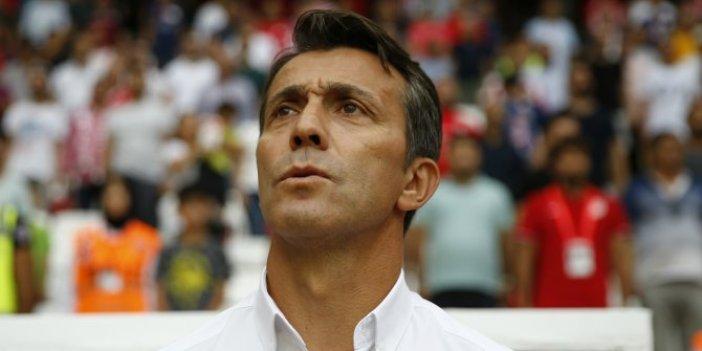 Bülent Korkmaz Antalyaspor'dan istifa etti mi?