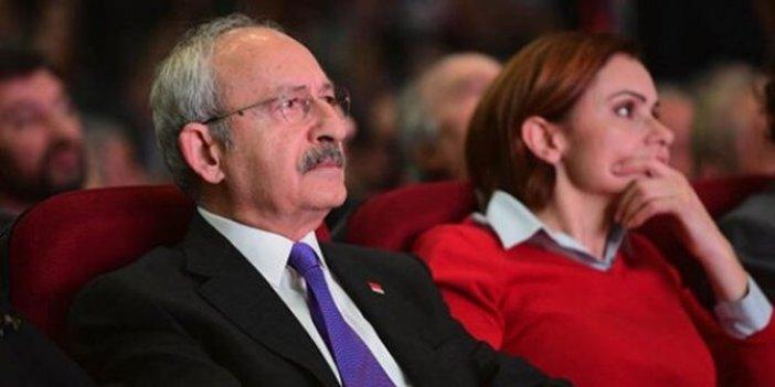 Kemal Kılıçdaroğlu'ndan Canan Kaftancıoğlu'na tepki
