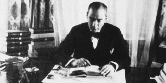 Davutoğlu ve Babacan'a yakınlığıyla bilinen gazete Atatürk'ü böyle hedef aldı!