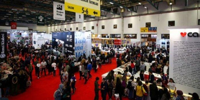 İstanbul Kitap Fuarı'nı kaç kişi ziyaret etti!