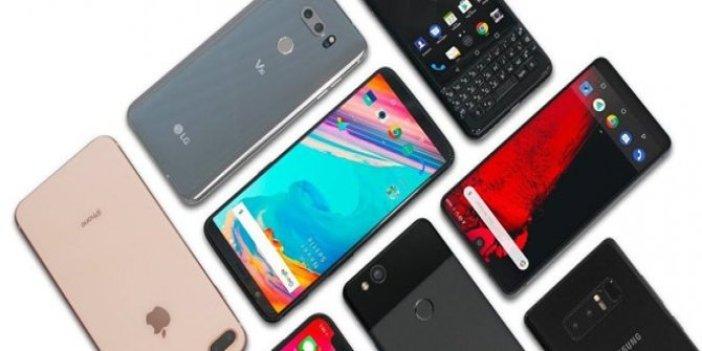 En çok akıllı telefon satan firmalar belli oldu! Bakın kaç adet satılmış
