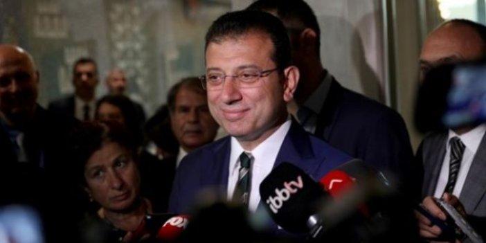 İmamoğlu'ndan Erdoğan'a jet yanıt: Teşekkür edecek