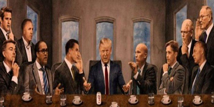 Amerikan dergisinden zor soru: Trump'a kim ihanet edecek?