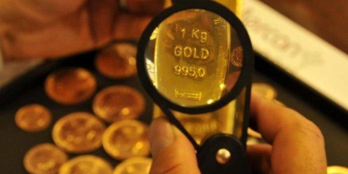 Altın ithalatı yüzde 568 arttı