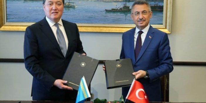 Kazakistan Başbakanı Askar Mamin: Atatürk'ü örnek alıyoruz