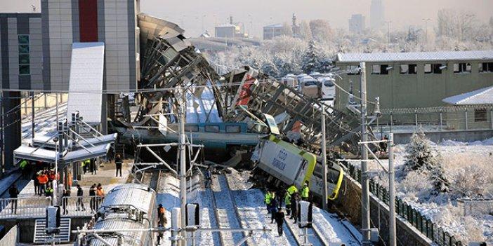 9 kişinin öldüğü tren kazası davasının tarihi netleşti