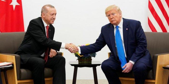 Trump, Erdoğan'a ne teklif edecek? Washington Post'tan flaş iddia...