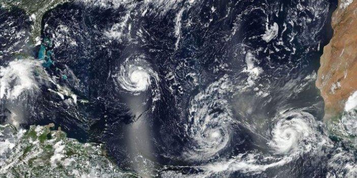 Kasırga sıklığının 100 yıl öncesine göre yüzde 330 arttı!