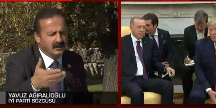 """Yavuz Ağıralioğlu: """"Erdoğan, aynı nezaketi muhalefete de göstersin"""""""