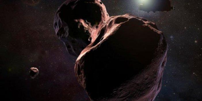 Kuiper Kuşağı asteroidine 'Arrokoth' adı verildi