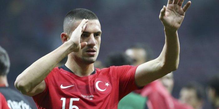 """Merih Demiral'dan açıklama: """"Kimsenin şüphesi olmasın"""""""