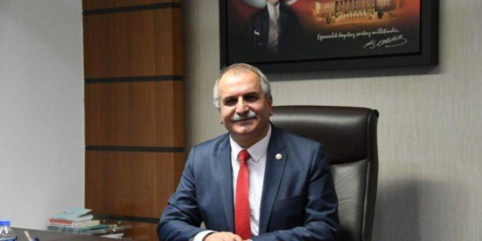 Ahmet Çelik'ten istifalara tepki