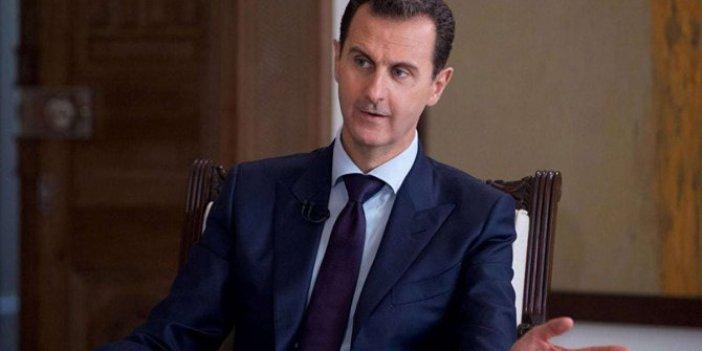 Esad'dan İran'a taziye mesajı