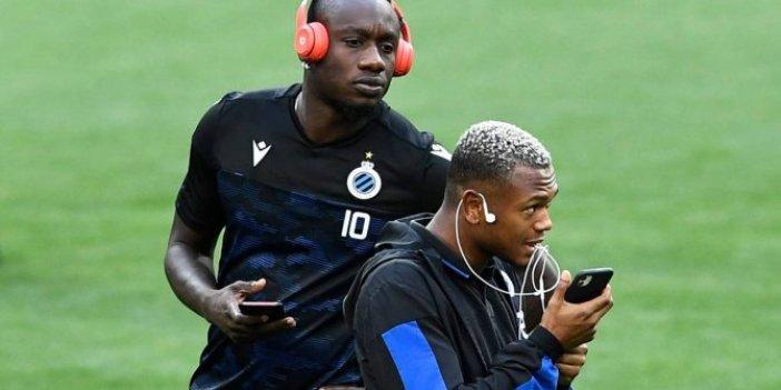 Club Brugge'dan Diagne kararı