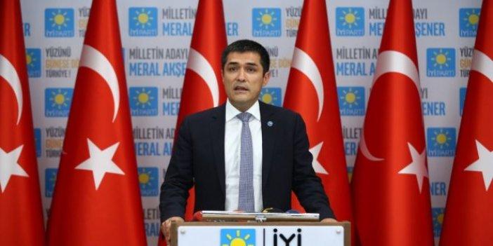 İYİ Partili Kavuncu: Devlet içinde devlet en fazla AKP hükumetleri döneminde palazlandı!