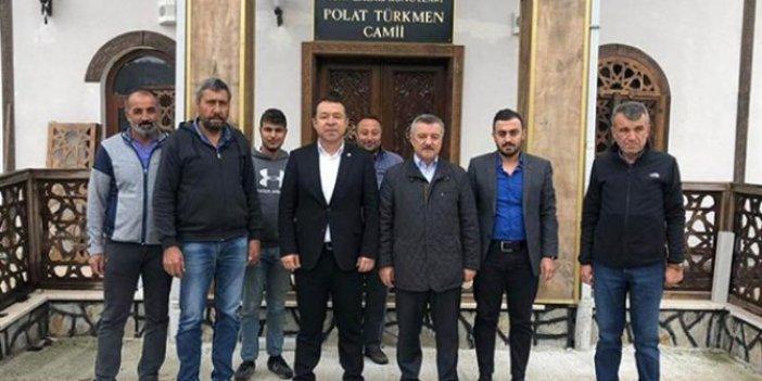 AKP'li milletvekilinin ismi camiye verildi!