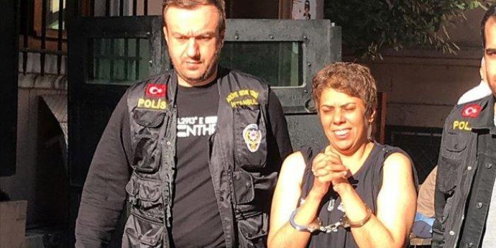 Karaköy'de genç kıza saldıran şahıs tutuklandı