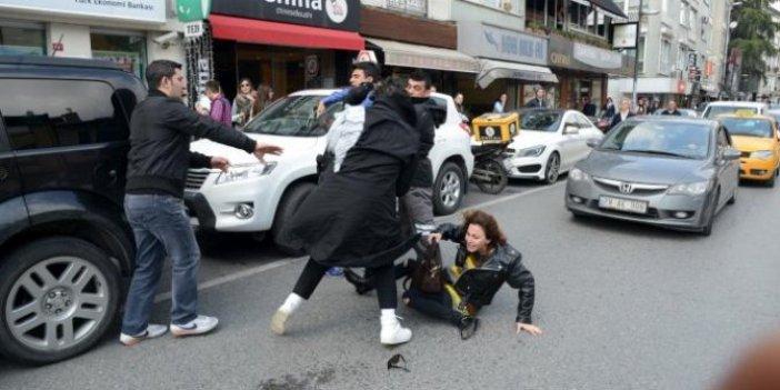İstanbul'da vale terörü devam ediyor!