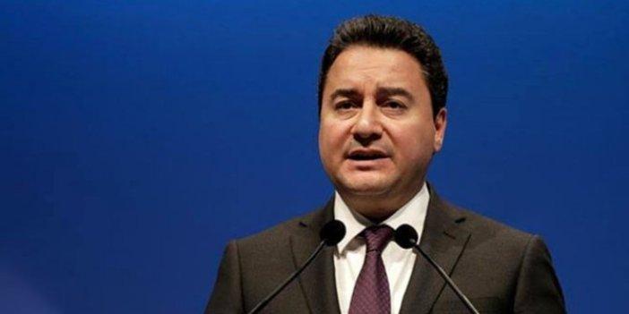 Ali Babacan'ın yeni partisinde sistem krizi