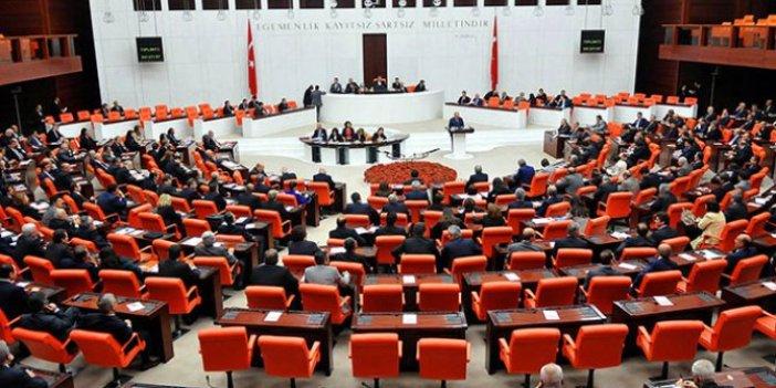 Meclis'te tadilata milyonlar harcandı
