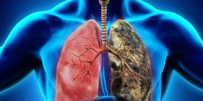 Sigara içenler hemen bırakmalı! Yaş ortalaması 40'a düştü