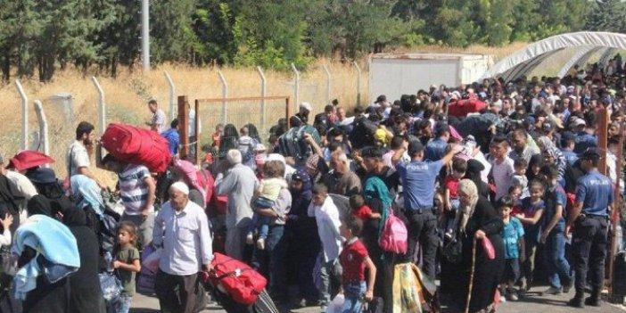 Suriyelilerin Türkiye'deki yıllık kazancı 3 milyar 624 milyon dolar
