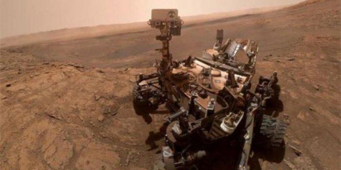 NASA, Mars'ta fosil arayacak