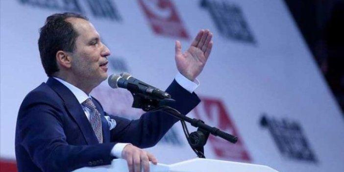 Fatih Erbakan yeniden genel başkan