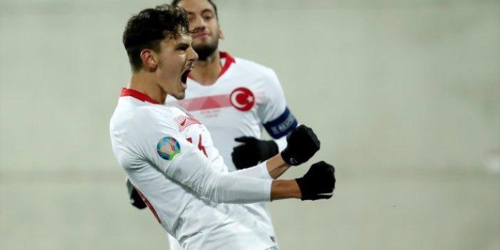 Andorra - Türkiye 0-2 (Maç özeti)